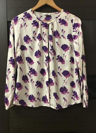 Блуза classic marks&spenser p.8/36.  #239.  1+1=3🎁