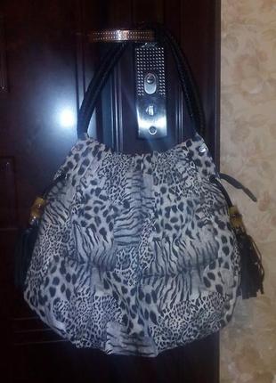 Красивая сумка-мешок