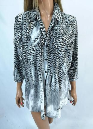 Блузка стильная creation, качественная