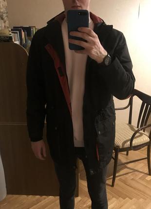 Осенне-весення куртка/парка stuff