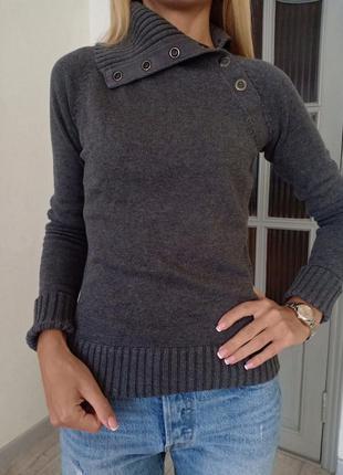 Теплый свитер esprit