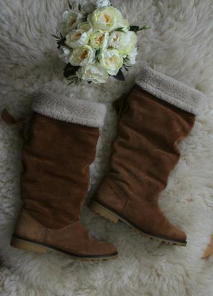 Зимові чоботи zara