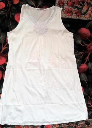Шикарная ночная рубашка сорочка louis feraud оригинал франция