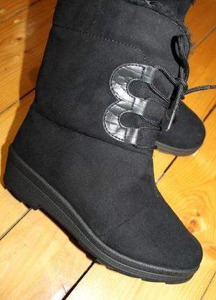38 разм. зима. ботинки rohde sympa - tex не промокают. термо,