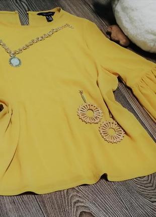 Шикарная блузка от new look