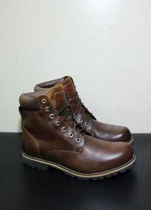 Оригинал timberland 74134 rugged 6-inch waterproof ботинки