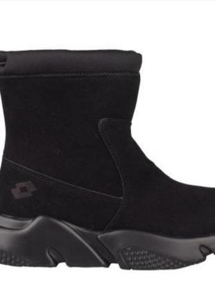 Стильные зимние ботинки lotto bartesa