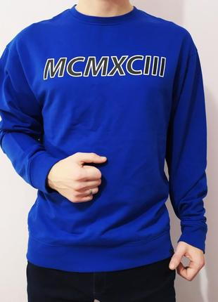 Очень крутая кофта, синего цвета)