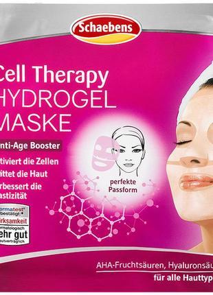 Тканевая маска schaebens клеточная терапия 1 шт