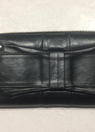 Кожаный кошелек, портмоне