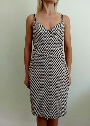 Платье - ткань средней плотности м