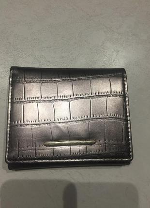 Кожаный кошелек, портмоне miraton