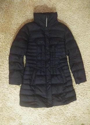 Стильный пуховик-пальто в большом размере от c&a