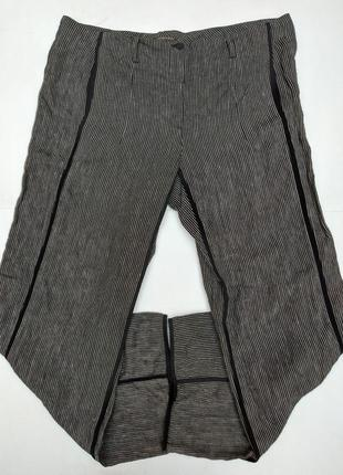 Annette gortz льняные брюки