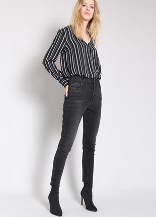 Базовые джинсы slim fit от pimkie