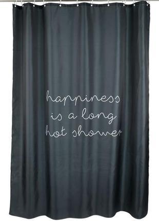 Шторки , штора , занавеска у ванную, для душа, со словами