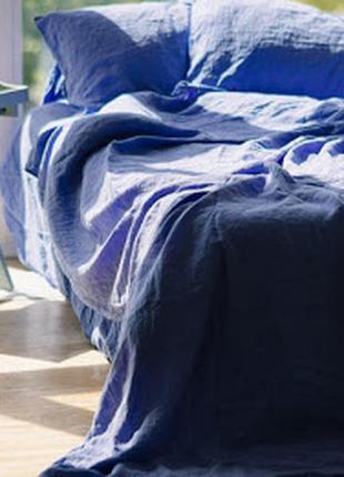 Льняное постельное белья