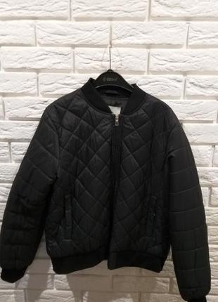 Куртка-бомбер  stradivarius