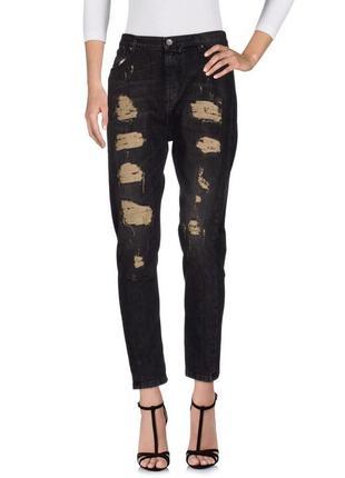 Джинсы, повседневные штаны twin-set италия