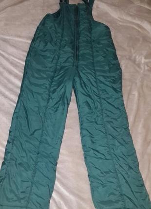 Термо штаны лыжные рост 140-150