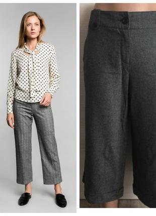 Кюлоты брюки юбка betty jackson black
