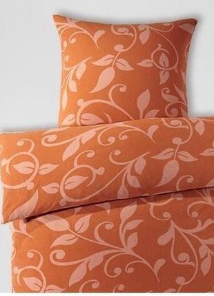 Шикарный, теплый комплект постельного от tcm tchibo германия