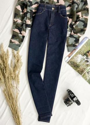 Качественные джинсы темно-синего цвета  pn1946023  marks&spencer