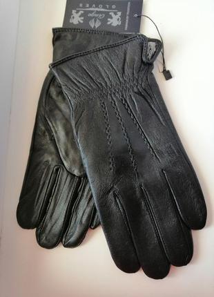 Акция!!! шикарные мужские перчатки из натуральной кожи