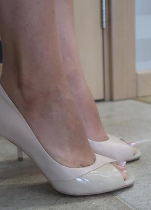 Шкіряні туфлі braska