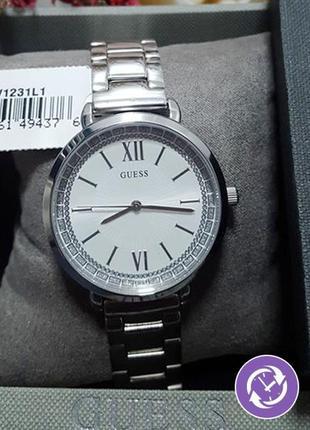 - 36% | часы женские guess posh w1231l1 (оригинальные, новые с биркой)