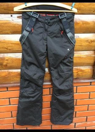 Отличные горнолыжные штаны самоскиды от бренда napapijri