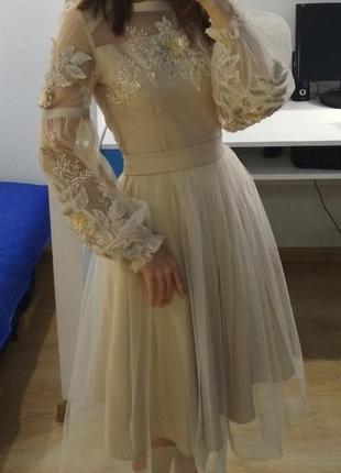 Вечернее/выпускное платье gepur