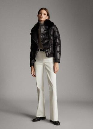 Куртка massimo dutti на зиму