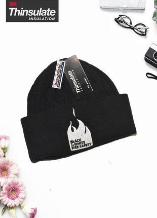 Новая шапка tс вышивкой thinsulate