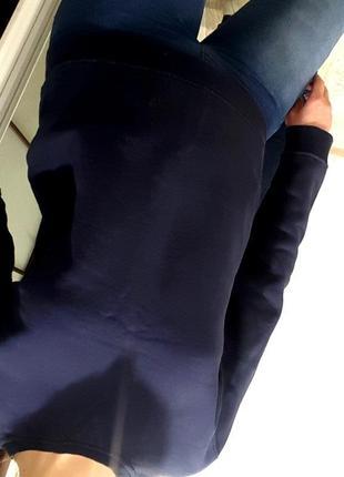 Свитер john lewis s-m толстовка свитшот синий брендовй теплый