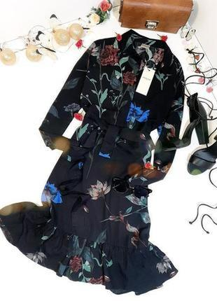 Шикарна сукня люксового бренду selected femme віскоза 100%