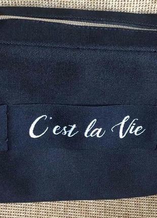 Косметичка lancome оригинал черная сумка клатч