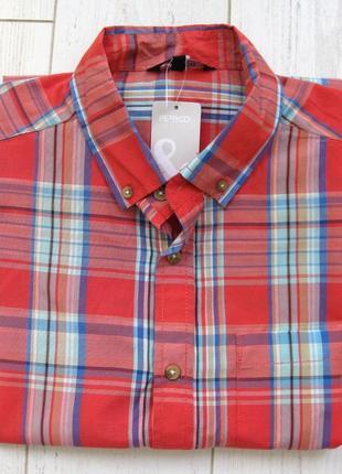 Рубашка летняя pep&co размер м.