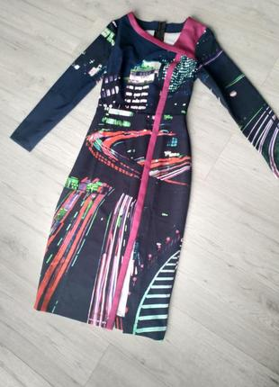 Шикарное платье от andre tan
