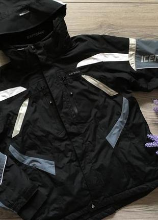Лыжная куртка ice peak рост 164см s.