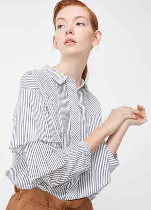 Рубашка блузка от бренда vero moda