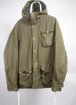 Barbour stratus куртка на осень весну барбур англия размер л