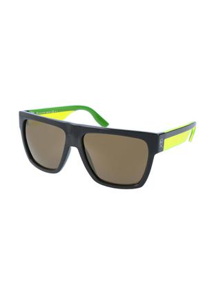 Новые крупные яркие солнцезащитные очки alexander mcqueen унисекс