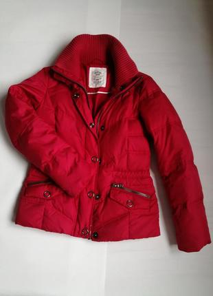 Пуховик куртка женская esprit