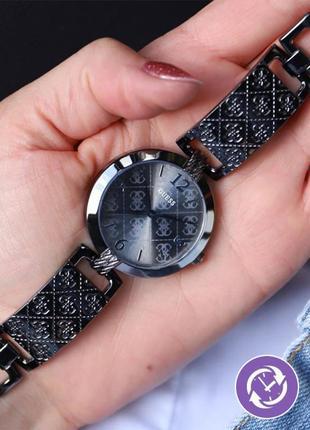 - 40% | часы женские guess g luxe w1228 (оригинальные, новые с биркой)