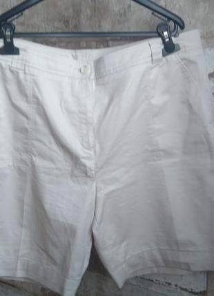 White stag. шорты бежевого цвета. размер 2-3xl