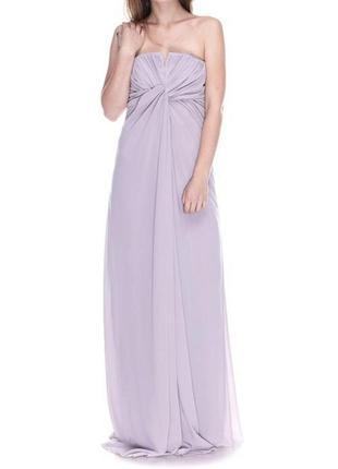 Красивое вечернее платье бюстье h&m