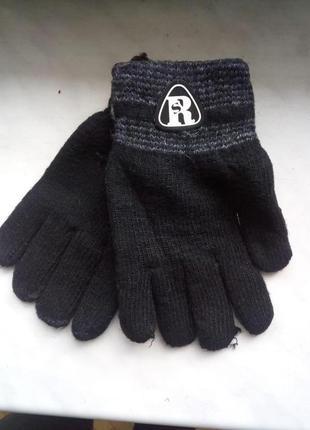 Перчатки зима для мальчиков