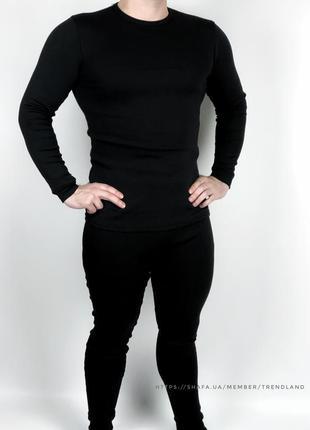 Качественный мужской зимний комплект термобелья до -25°с, 6 размеров