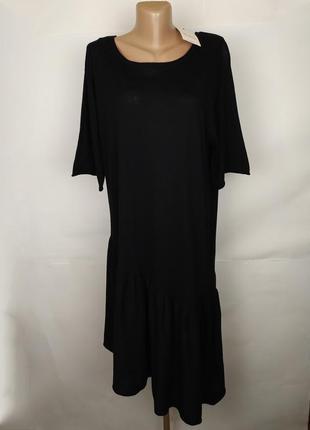 Платье новое стильное хлопковое оригинальное zara uk 12/40/m